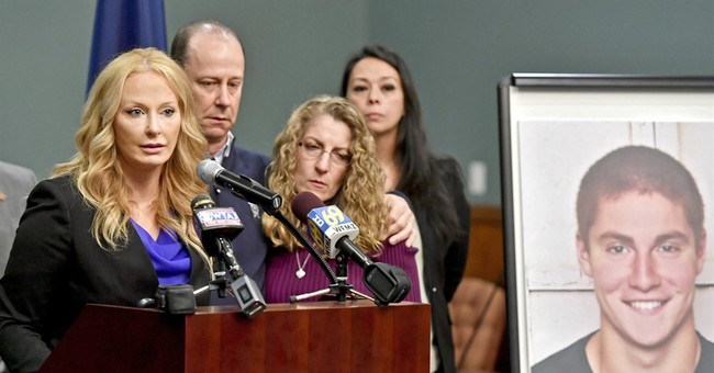 More video shows Penn State pledge stumbling before death