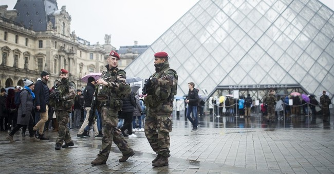 French security forces now top targets of Islamic radicals