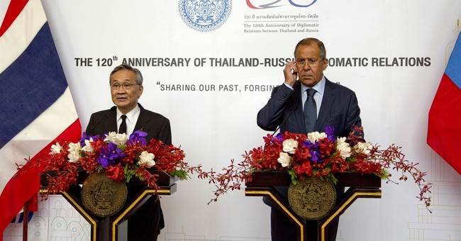 Russian foreign minister discusses N. Korea in Thailand