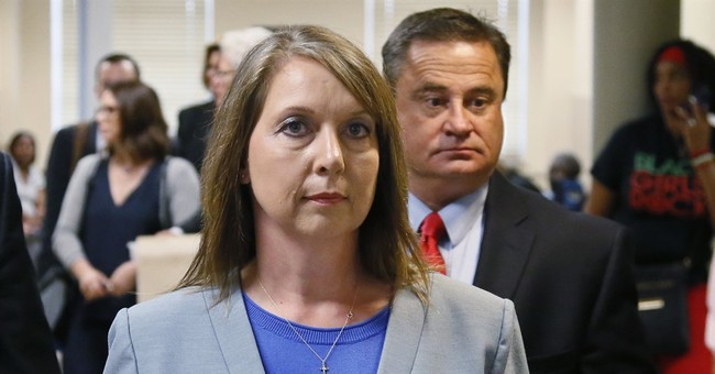 The Latest: Sheriff confident in ex-officer's abilities