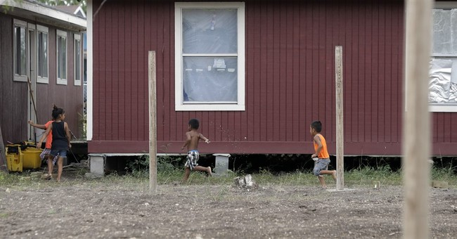 Texas cuts aid to 'colonias' after years of offering help