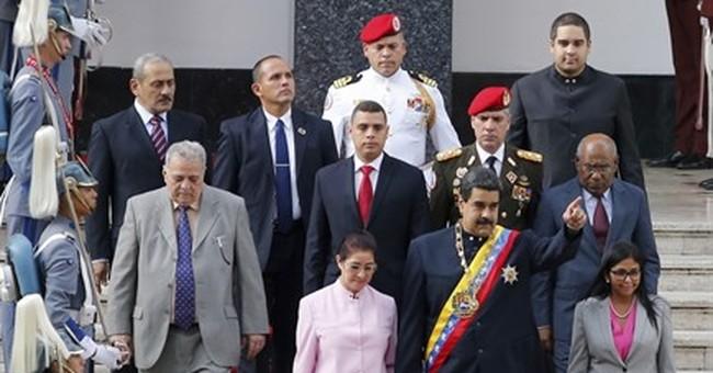 Peru expels Venezuela's ambassador to protest assembly