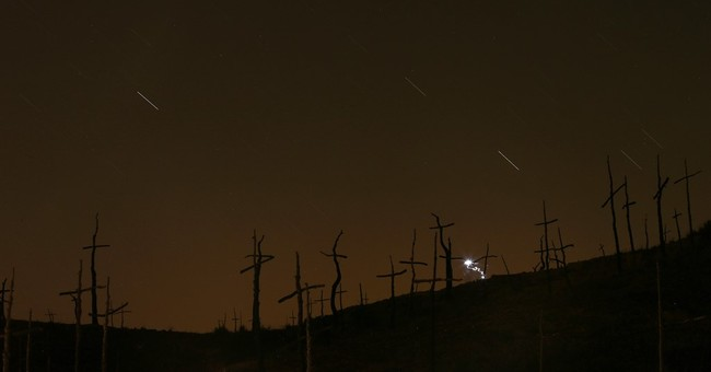 Perseid meteor shower 'warm-up act' for this month's eclipse