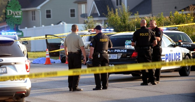 The Latest: 33-year-old man fatally shot by police