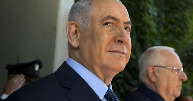 Channeling Trump?  Beleaguered Netanyahu assails media