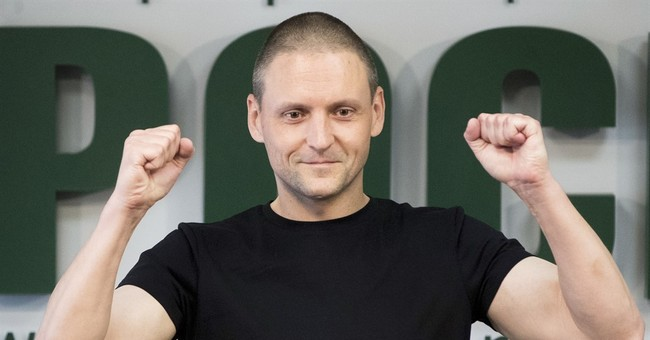 Russian activist freed from prison vows to unite opposition
