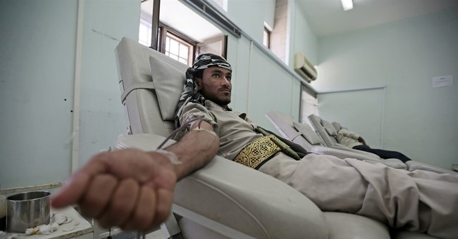 Yemen national blood bank faces threat of closure