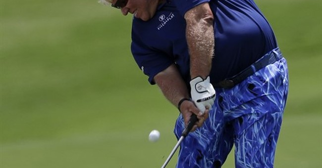 John Daly sings with Hootie, leaves PGA course broody