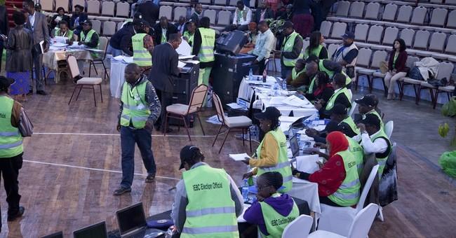 Kenyatta declared winner of disputed Kenya presidential vote