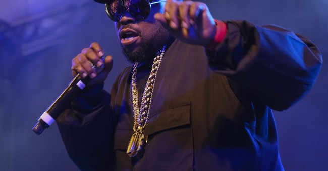 OutKast's Big Boi gives puppy to girl paralyzed in shooting
