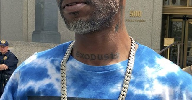 DMX sentenced to home confinement after violating bail conditions