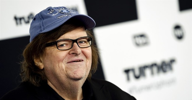 'We're all in the same boat' _ Michael Moore preaches unity