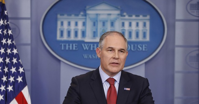 California official sues EPA over records on administrator