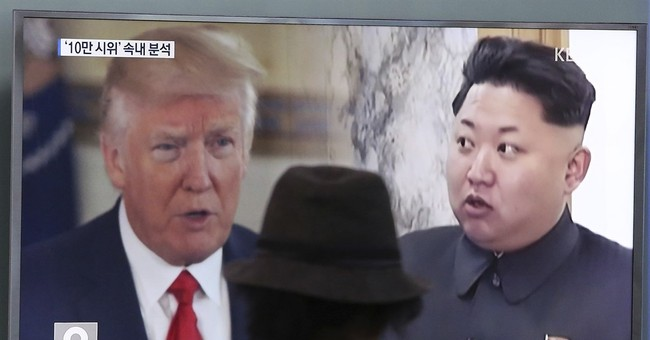 War of Words: North Korea vs. Donald Trump
