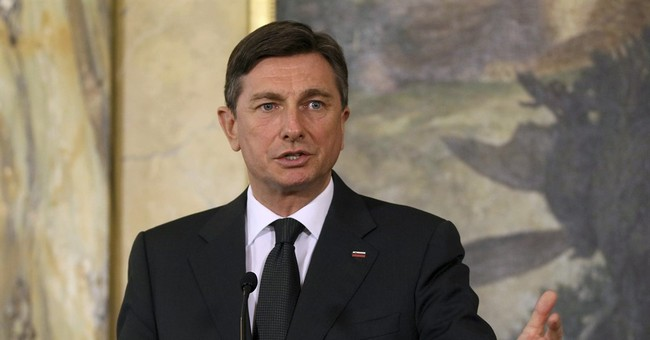 Slovenia to hold presidential election in October