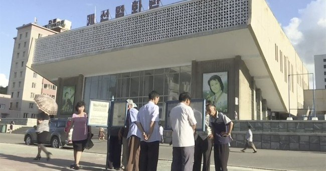 APNewsBreak: Beyond bluster, US, NKorea in regular contact