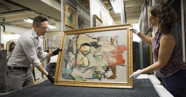 After 30 years, museum gets stolen piece by modern master