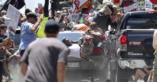 Officer on fatal Charlottesville crash: 'Hahahaha love this'