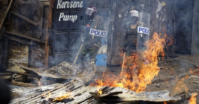A look at Kenya's recent history of deadly election unrest