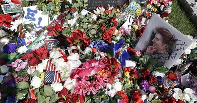 Presley's friends feel love, pain, 40 years after his death