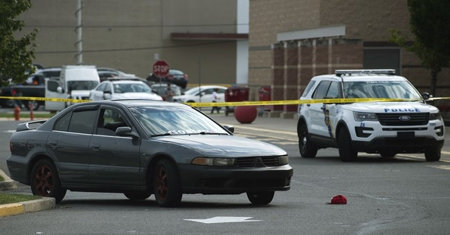 1 in custody in Philadelphia shooting outside Target store