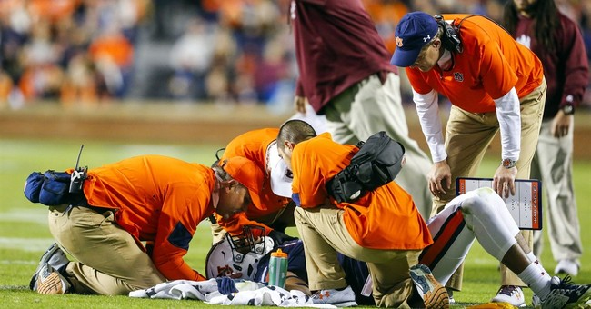 Targeting: College football's most hated rule here to stay