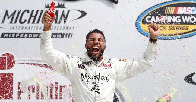 Darrell Wallace Jr wins in first Truck race since 2014