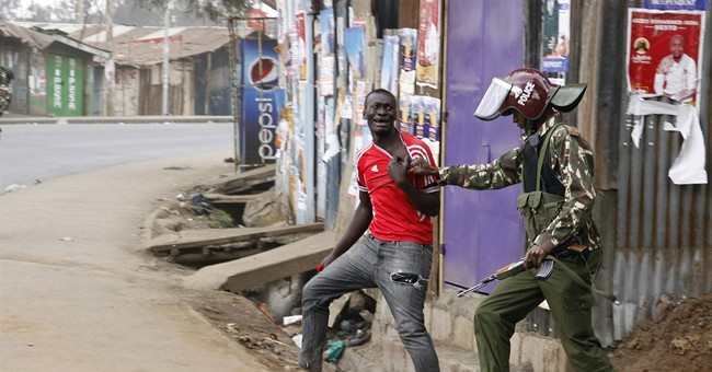 Death toll rises amid Kenya's rioting over disputed vote