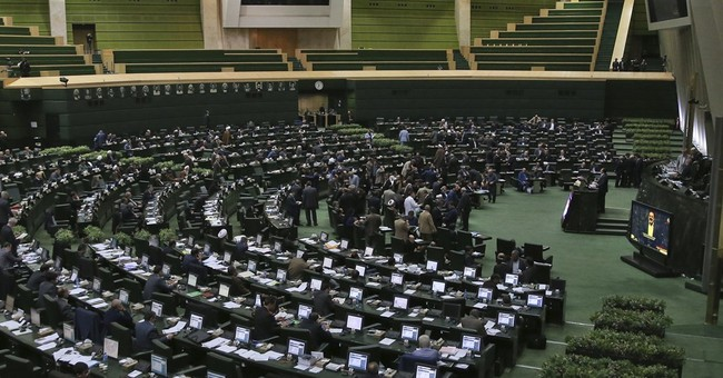 Iran lawmakers raise missile, Guard spending to challenge US