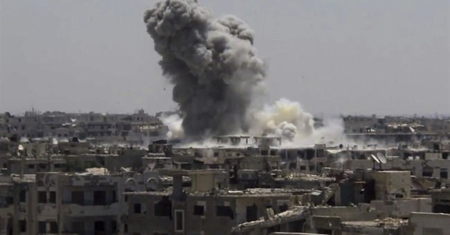 Russia says Syrian government doubled territory it controls