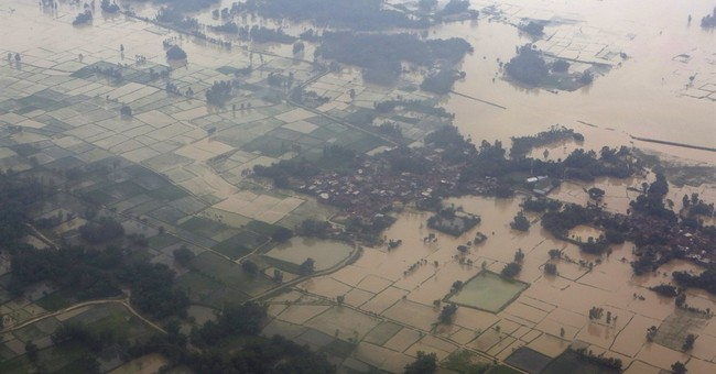 Monsoon flooding kills at least 160 across South Asia