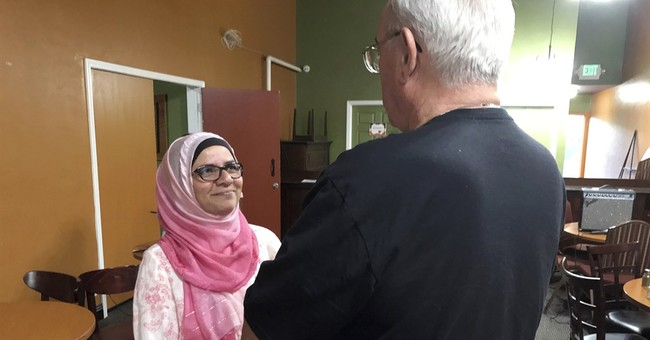 'Meet a Muslim' events hope to dispel misconceptions