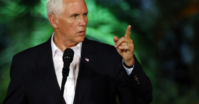 The Latest: Pence draws attention to plight of Venezuelans