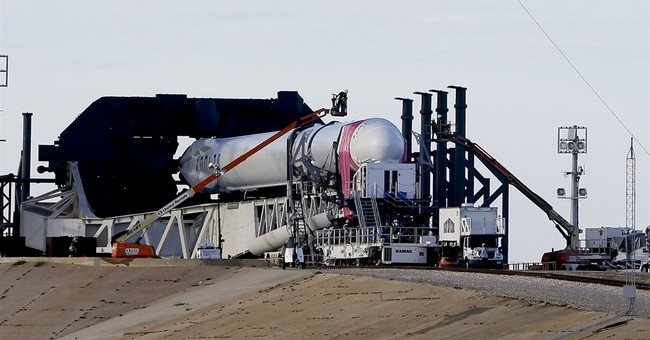 The Latest: Experiments, ice cream launched to space station
