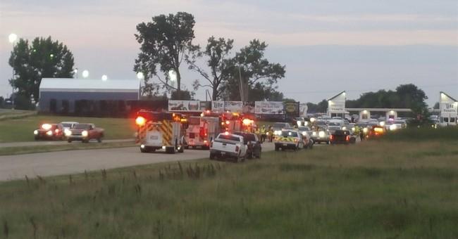 The Latest: Sheriff IDs 3 men slain at Wisconsin race track