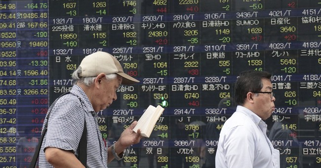 Asian markets mixed after strong Japan GDP