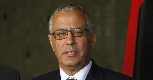 Witnesses: Militiamen seize Libyan ex-premier in Tripoli