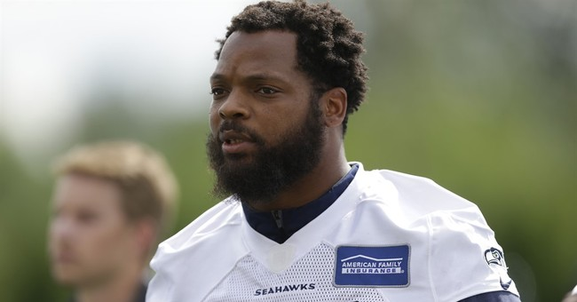 Seahawks' Bennett plans to sit for anthem, expects backlash