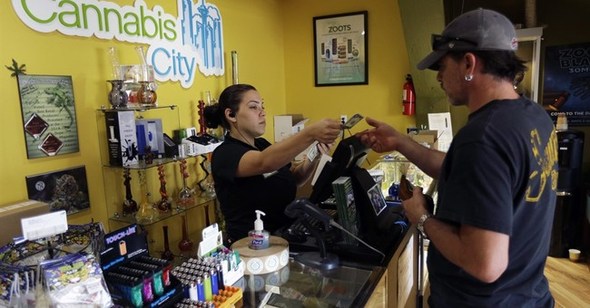 Marijuana states try to curb smuggling, avert US crackdown