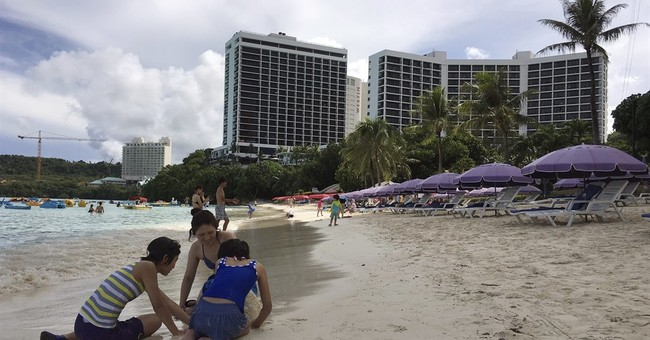 Guam's tourism popularity unhurt by North Korea threats
