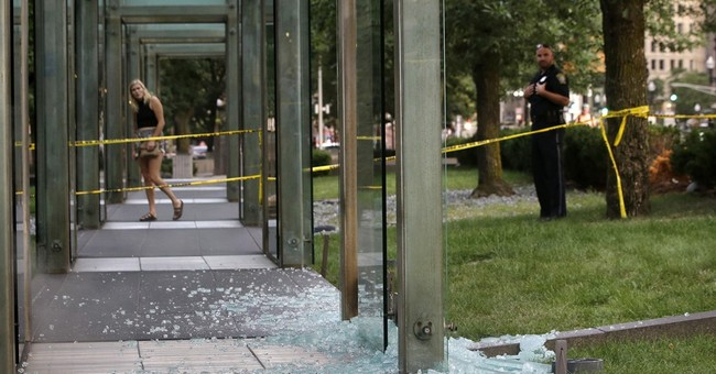 Holocaust memorial vandalized for second time this summer