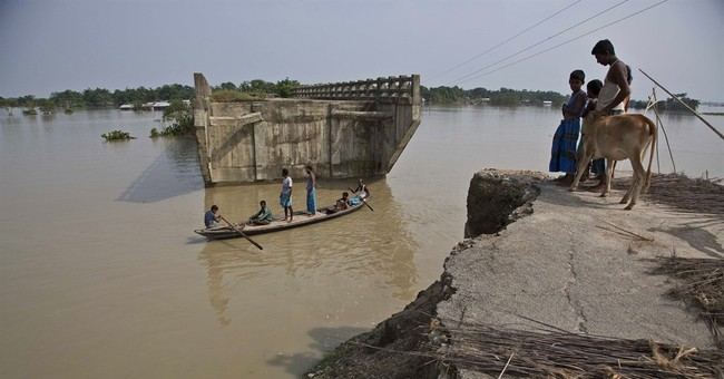 Death toll in South Asia monsoon flooding rises to 245