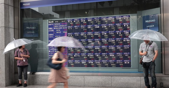 Global stocks rise after diplomatic overtures by Koreas, US