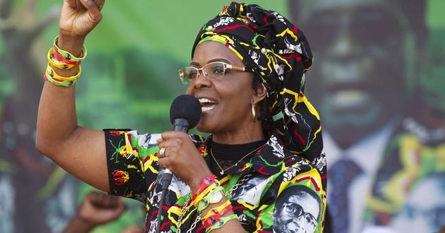 South Africa debates immunity for Zimbabwe first lady