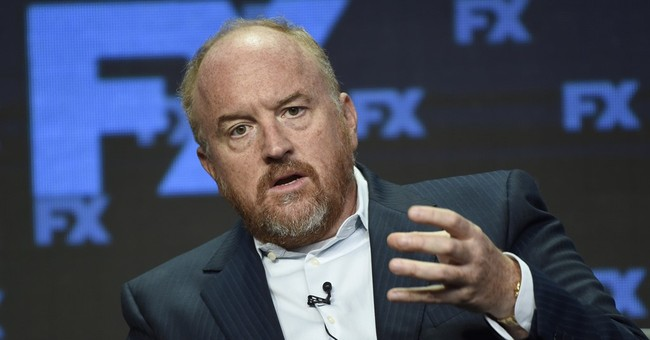 Louis CK to debut black-and-white movie at Toronto festival