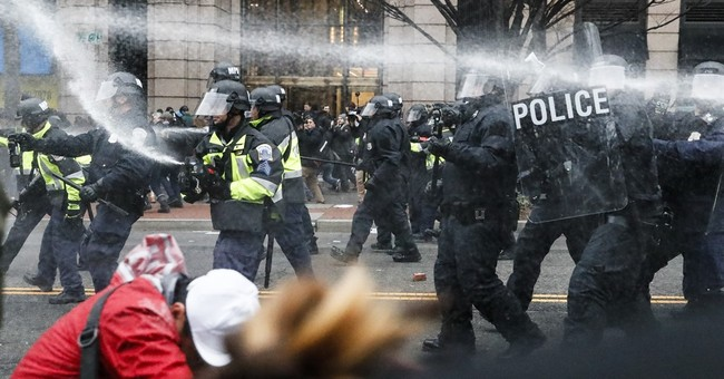 Prosecutors seek records related to Inauguration Day protest
