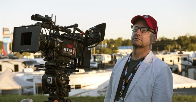 Unretired, Soderbergh wants to pull a fast one on Hollywood