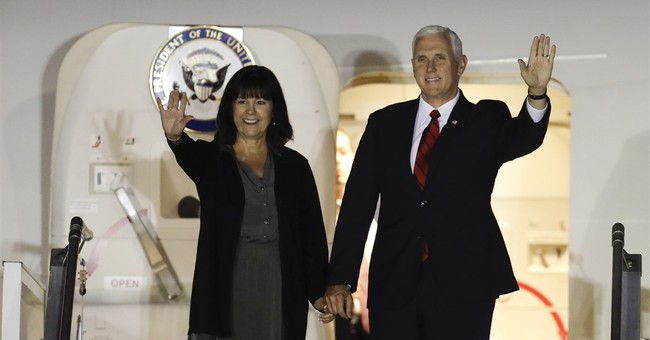 Pence praises Argentina as model for Latin America