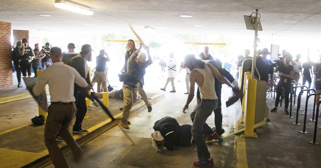 Man beaten at protest says police were indifferent to attack