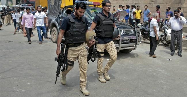 Suspected Islamist militant killed in Bangladesh raid